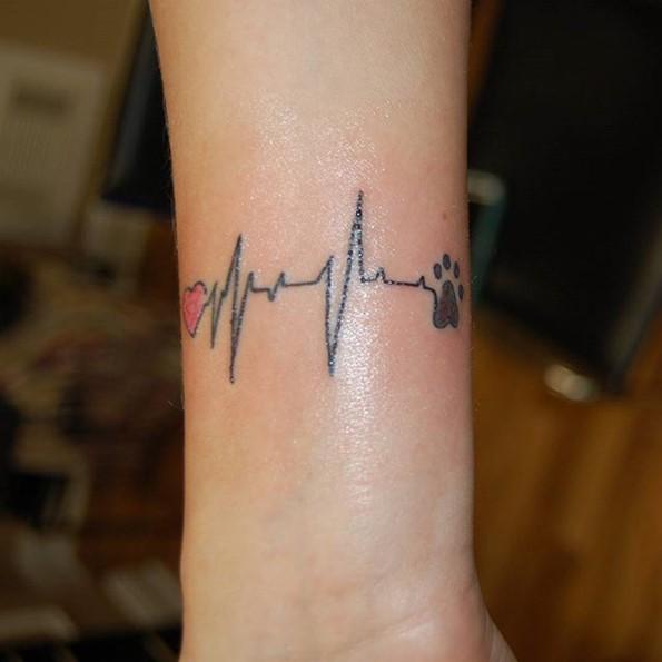 lifeline tattoo on wrist-23
