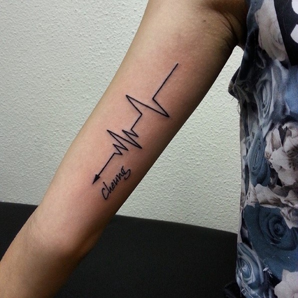 lifeline tattoo with name-3