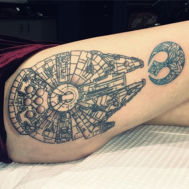Star Wars Tattoo 35
