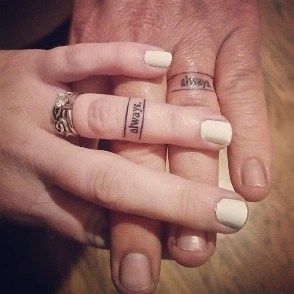 wedding ring tattoo-15