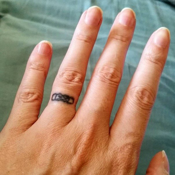 wedding ring tattoo-33