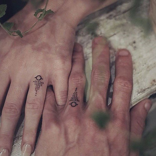 wedding ring tattoo-34