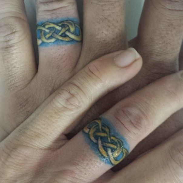 wedding ring tattoo-4