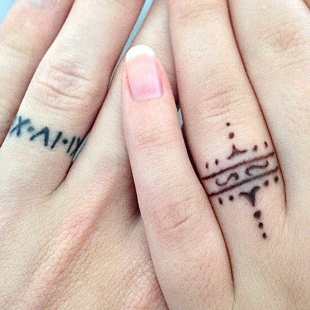 wedding ring tattoo-42