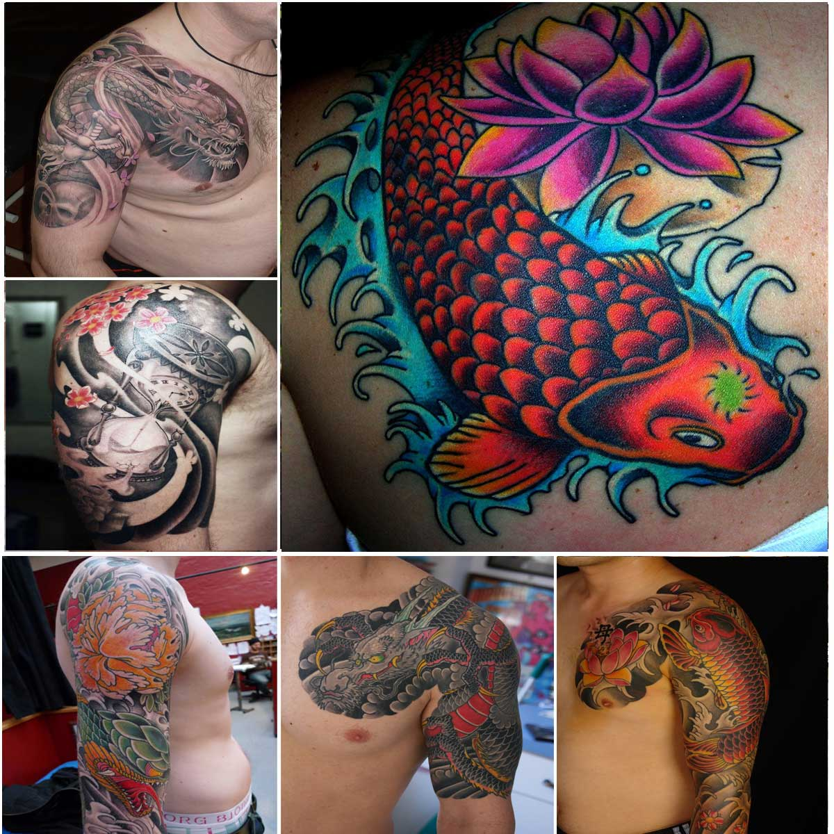 Chinese-and-Japanese-tattoos