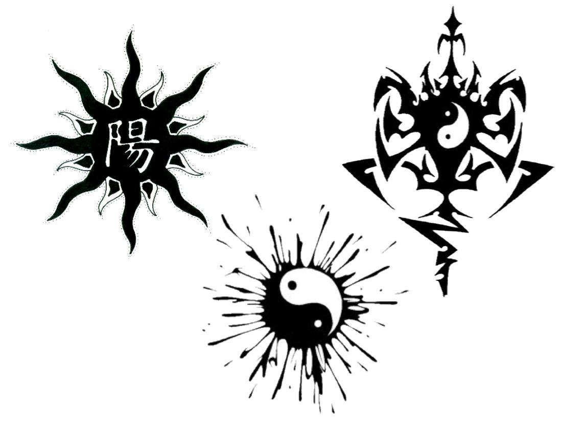 celestial tattoos designs