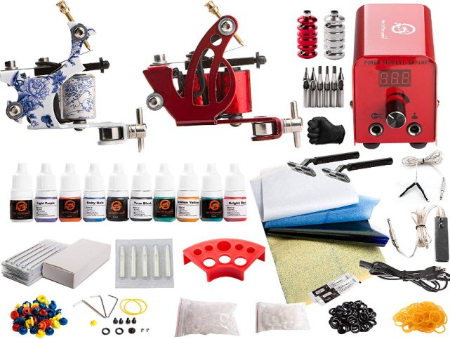 Best Tattoo Kit