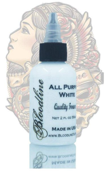 Best White Tattoo Ink: Reviews and Buying Guide 2021