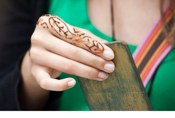 average finger tattoo cost in india