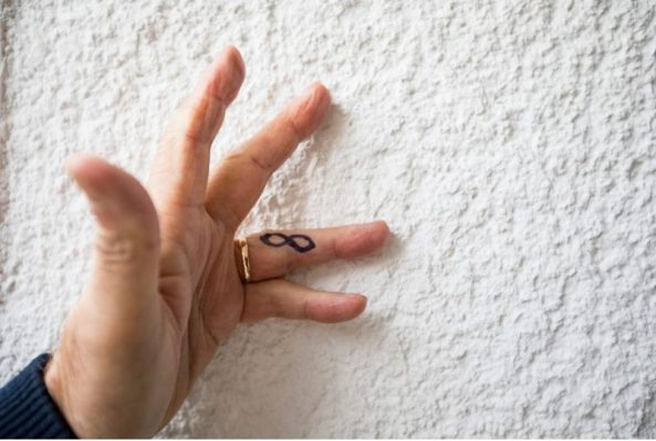 how much does a small finger tattoo cost