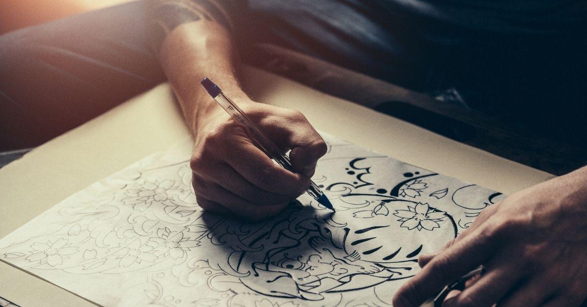 how to get a custom tattoo design?